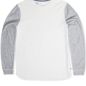 Levi's Men's Jeremiah Thermal-Knit T-shirt, 2XL